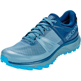 Salomon Trailster GTX Running Shoes Men blue